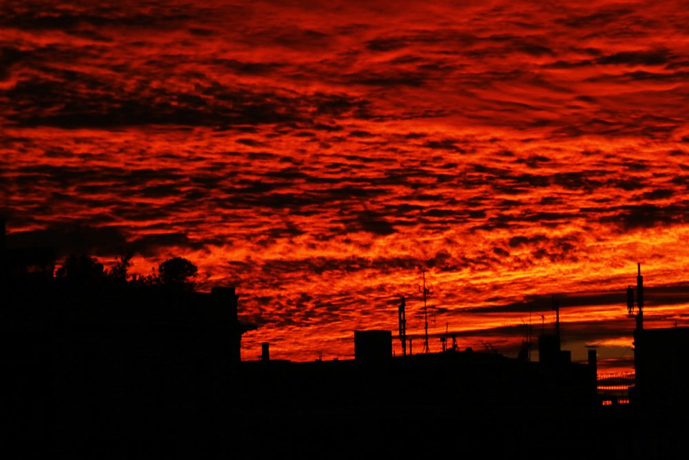 Αθήνα-Φωτιά/ φωτό: Σπύρος Τσακίρης