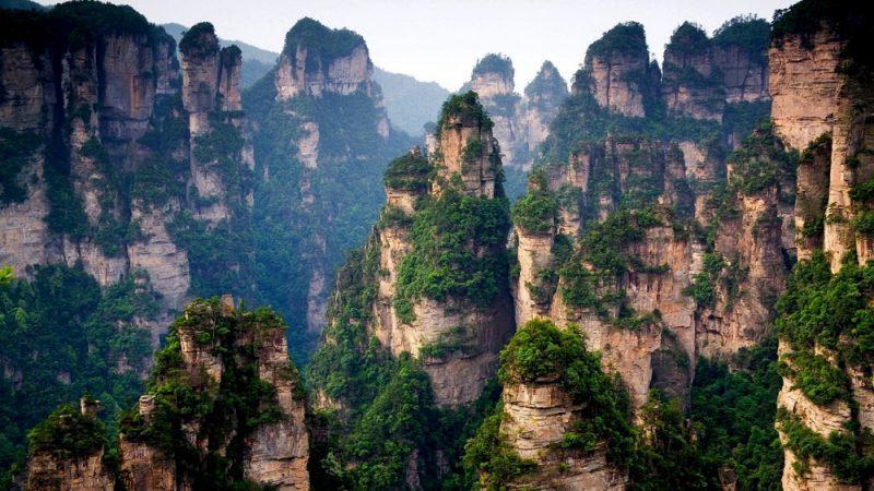 7_2-the-tianzi-mountains-china