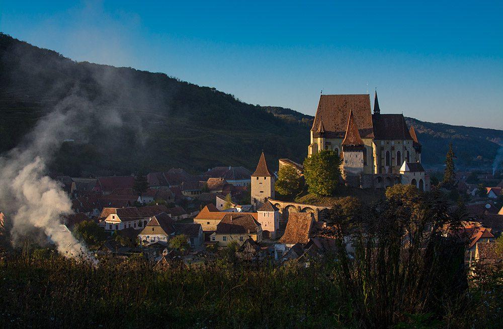 Ναός Biertan στην Τρανσυλβανία,  κεντρική Ρουμανία/ φωτό: Γιάννης Γιατίλης