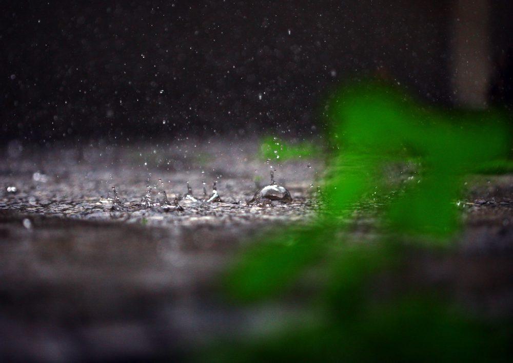 Βροχή και σήμερα/φωτό: Σπύρος Τσακίρης