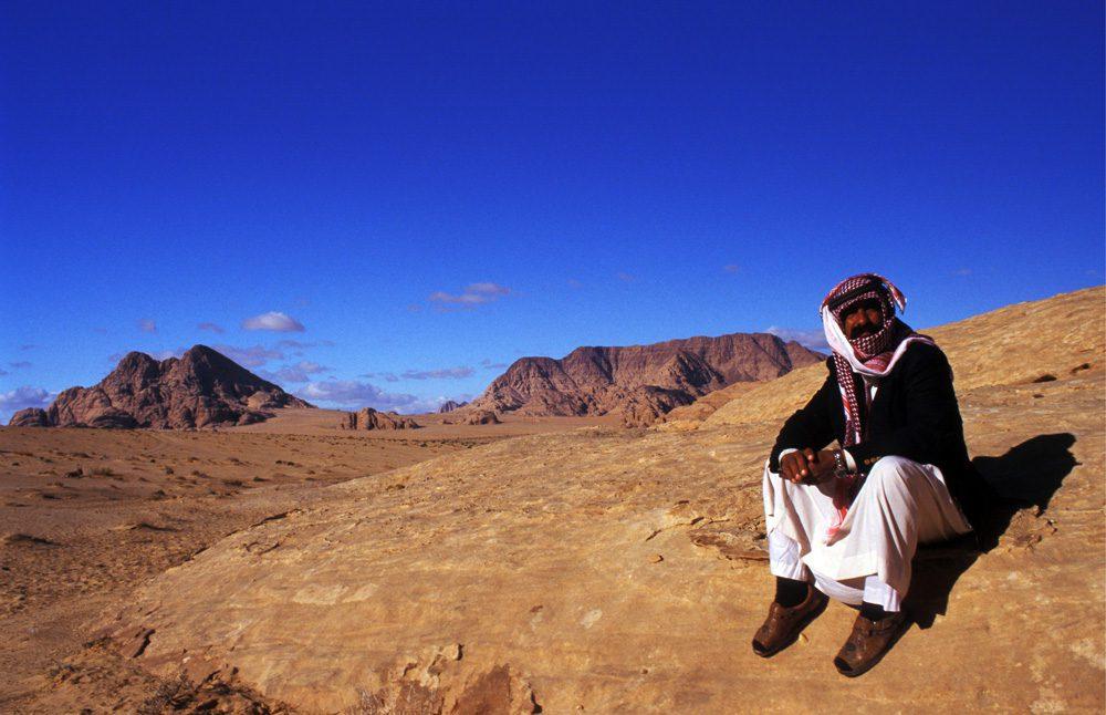 Wadi Rum Desert, journey to another world