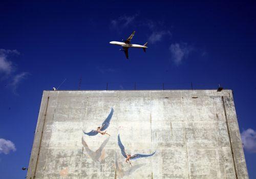 Eν πτήση/ φωτό: Σπύρος Τσακίρης